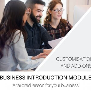Business Introductory Module