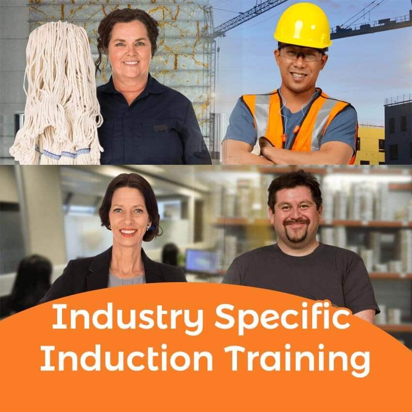 Industry onboarding Training