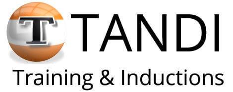 TANDI onboarding Training logo