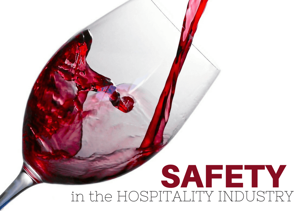 safety requirements in the hospitality Industry