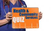 Heath and Community Services Induction Quiz