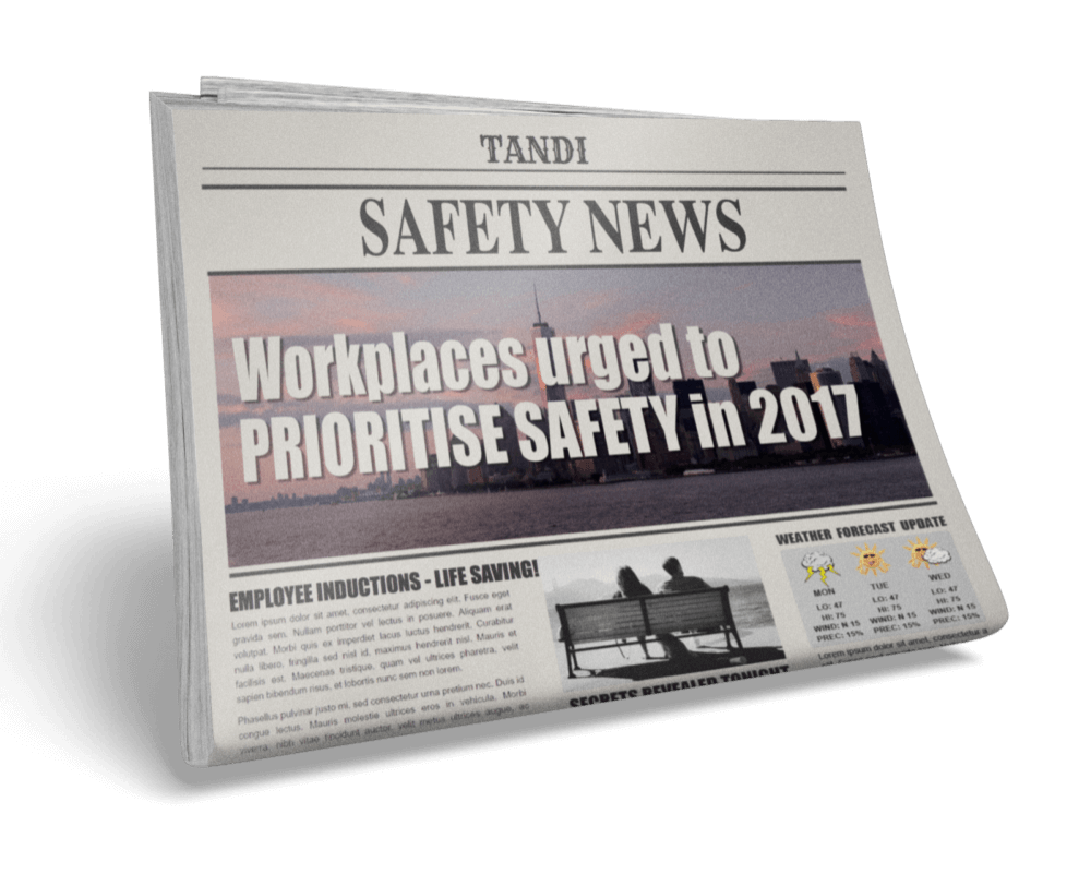 workplace safety news 2017