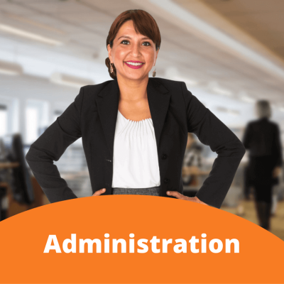 Administration Staff training