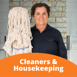 Cleaners & Housekeeping Safe Work Practices training