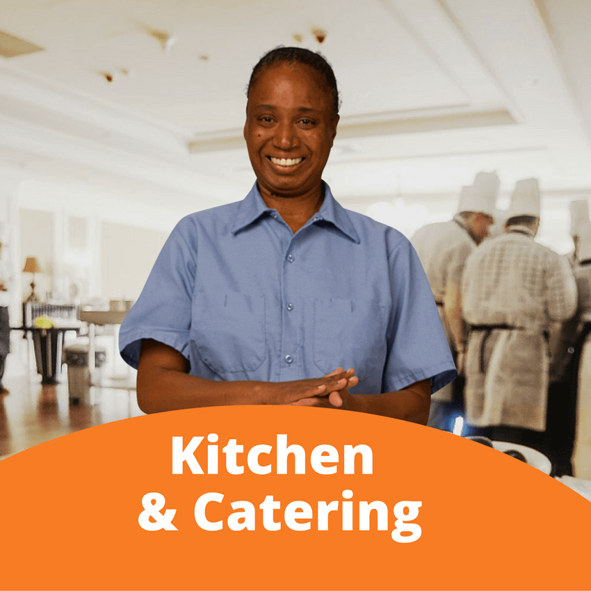 Kitchen & Catering online Induction