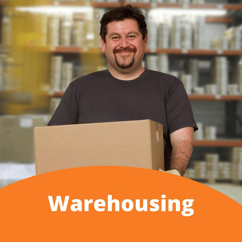 Warehousing Safe Work Onboarding training