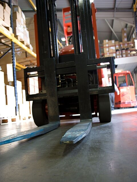 forklift safety for warehousing employee training