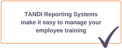 TANDI reporting systems