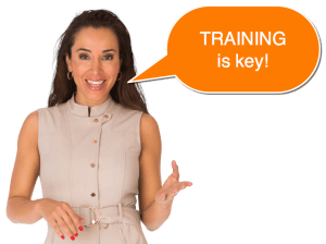 Training is Key TANDI online employee training