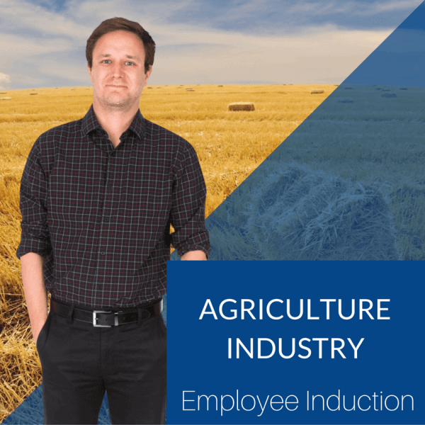 Agriculture Industry Employee Induction