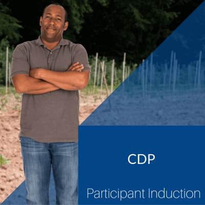 CDP Participant Induction