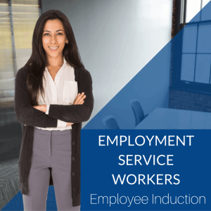 Employment Services Workers Employee Induction