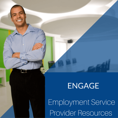 Engage Job Seeker Training and Resources