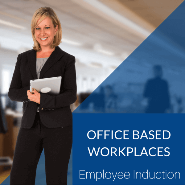 Office Based Workplaces Employee Induction