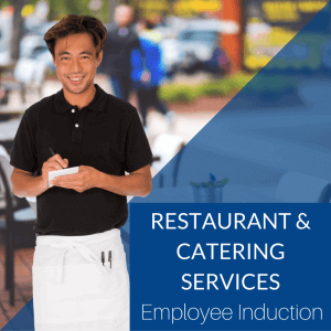 Restaurant and Catering Services Employee Induction