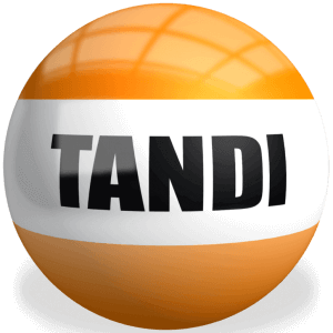 Image of TANDI Sphere logo for use on emails
