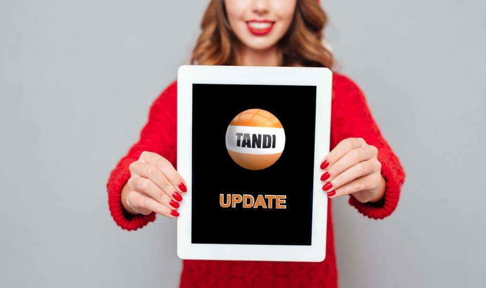 TANDI Updates