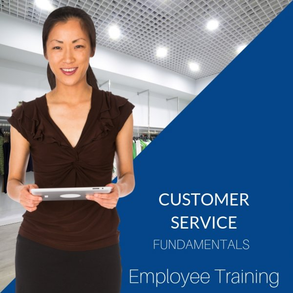 staff customer service training
