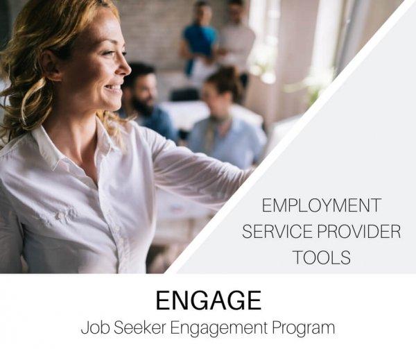 Engage-Job-Seeker-Engagement-program
