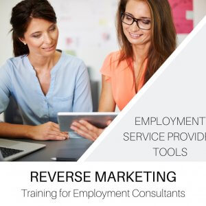Reverse Marketing for Employment Consultants