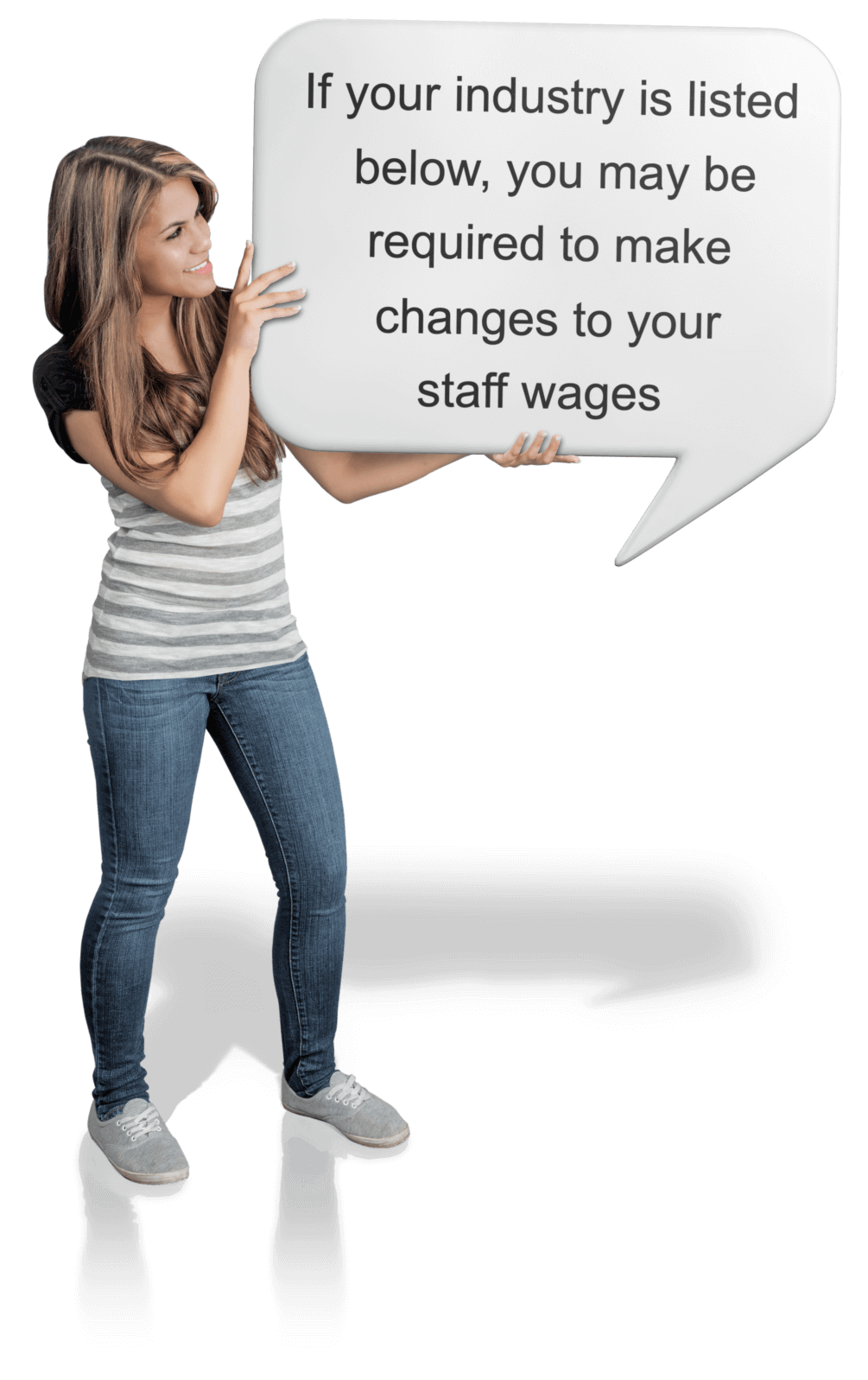 Increases to minimum wages